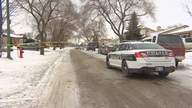 Winnipeg police are investigating after a stabbing on Kimberly Avenue, near Rizer Crescent and Louelda Street.