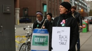 Bill to end Ontario college strike expected to pass Sunday
