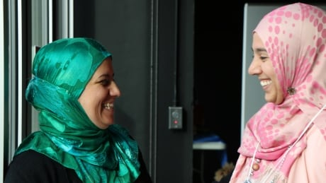 Quebec City Muslims share their stories at human library event