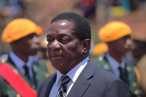 Zimbabwe Vice President Fired