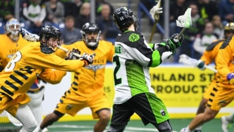 Saskatchewan Rush squashes Georgia Swarm in pre-season game