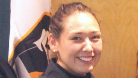 Northern Quebec police force's only female Inuit officer beating the odds
