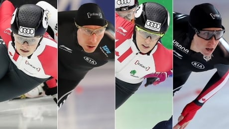 Olympic sports catchup: Canadian speed skaters shine thumbnail