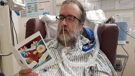 Letters from strangers delight hospitalized P.E.I. man