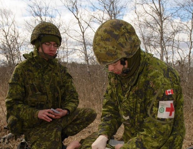 Cpl. Nolan Caribou had served in the Canadian Forces reserves for 5 years, officials said.