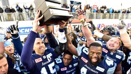 Argos go from last place to Grey Cup game thumbnail
