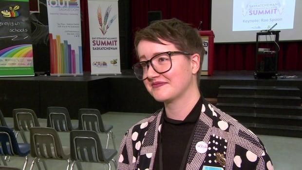 Amanda Guthrie from OUTSaskatoon
