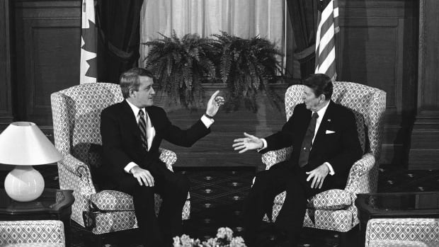 Canadian Prime Minister Brian Mulroney and U.S. President Ronald Reagan were among the original signatories of the Montreal Protocol in 1987. It is widely considered to be the world's most successful environmental agreement.