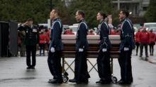 Const. John Davidson Regimental Funeral Celebration of Life