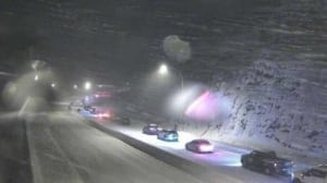 Coquihalla Highway closed between Hope and Merritt, B.C.