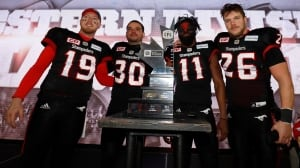 Stampeders to meet Argos in Grey Cup after edging Eskimos