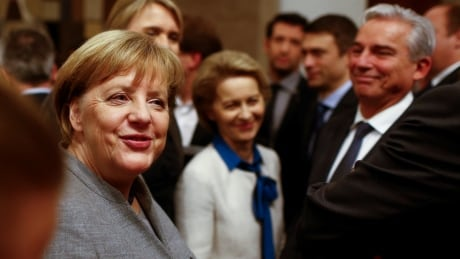 Merkel's 4th term in doubt as German coalition talks fail