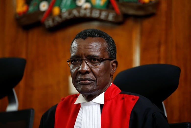 Kenya top court upholds president's win in repeat election