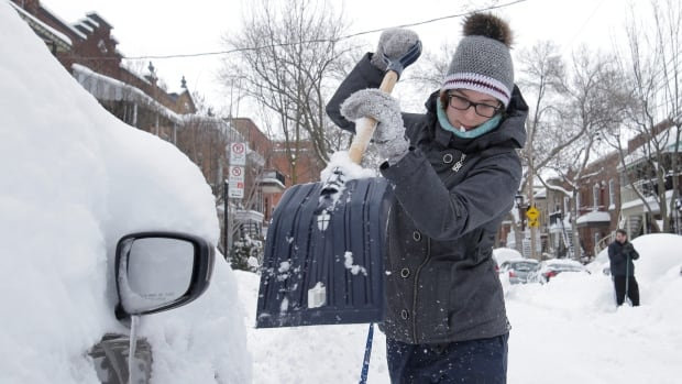 One forecaster is predicting this winter will be similar to the one in 2007-2008, when parts of southern Ontario saw record snowfall.