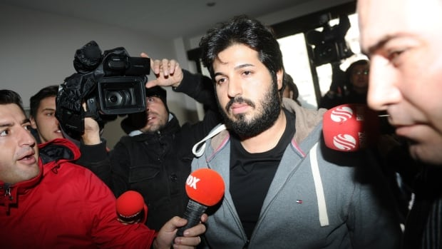 Reza Zarrab is a Turkish gold trader who was arrested in Miami in 2016.
