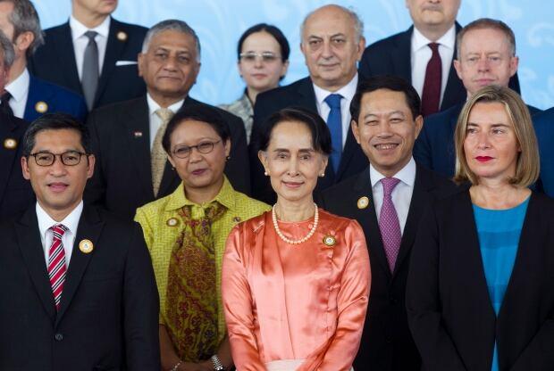 Myanmar ASEM