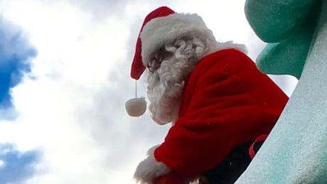 The big guy in the red suit comes to town as parade floats through Toronto