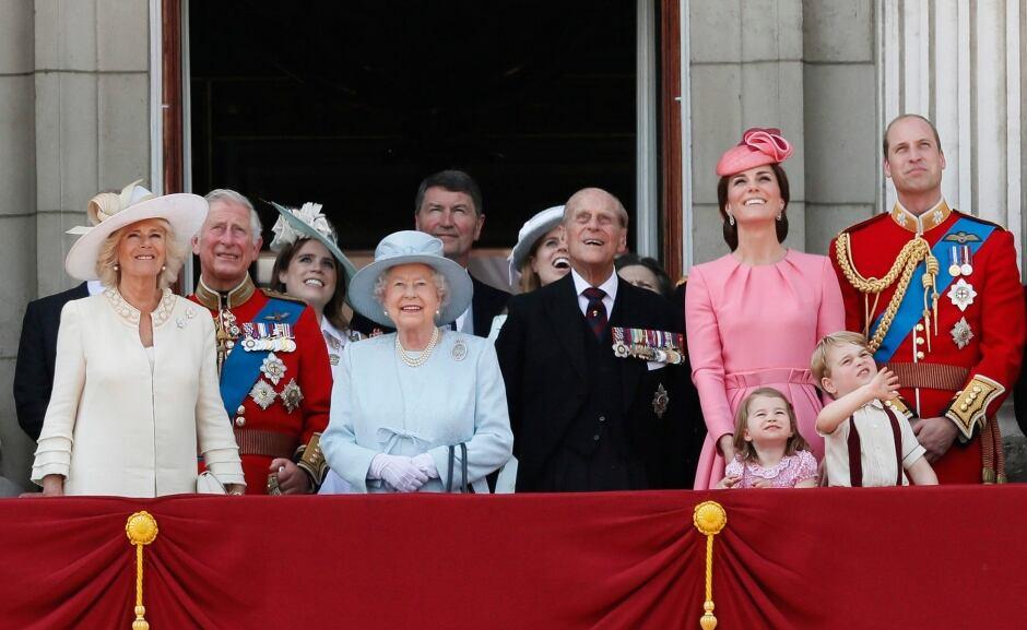 Britain Queen's Platinum Anniversary