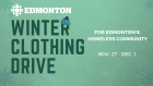 Winter clothing drive 2017