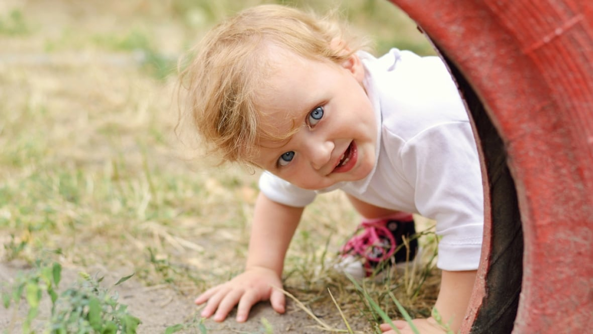 Toddlers need at least 3 hours of physical activity a day, new guidelines suggest