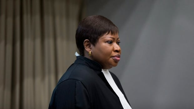 Monday marks the first time ICC prosecutor Fatou Bensouda has gone after Americans for alleged war crimes.