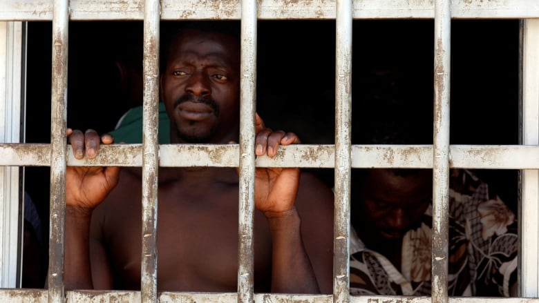 Accused slave traders who made millions off migrants hit with UN sanctions