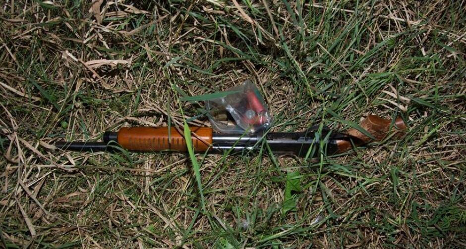 Borustki shotgun field
