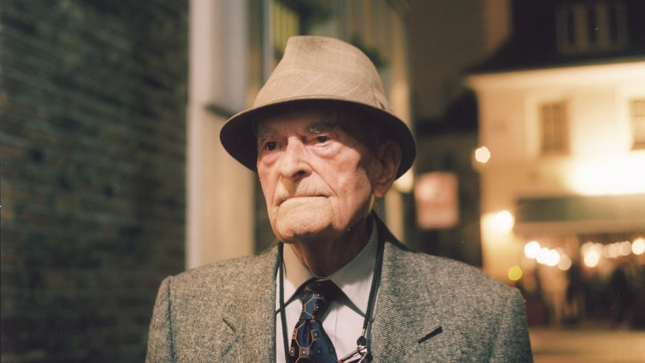 Harry Leslie Smith, 94, is a WWII veteran turned anti-austerity activist and hopes his podcasts and books will compel a younger generation to act.