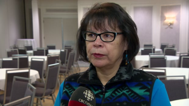 Myrna Laplante is looking forward to telling the story of her aunt at the inquiry into missing and murdered Indigenous women and girls, which begins today in Sasaktoon.