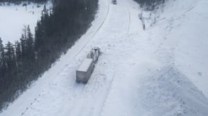 Warm, wet weather forecast brings heightened risk for B.C. avalanches