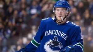 Canucks' Brock Boeser thriving after 'brutally honest' talk from coach