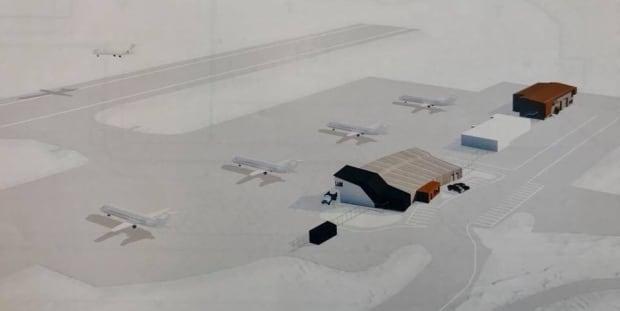 salluit airport new