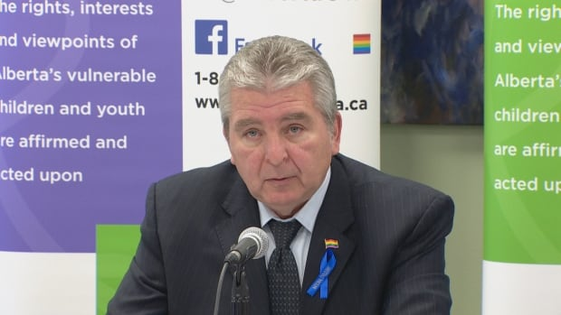 Child and Youth Advocate Del Graff says more can be done to help LGBTQ2S+ youth feel supported and accepted when receiving services from government.