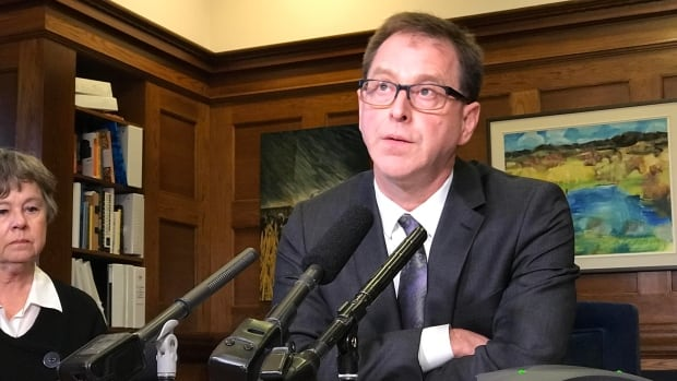"""""""We will continue to take action to protect rare disease patients and public funders from exhorbitant drug costs,"""" said B.C. Health Minister Adrian Dix. The Anaquod family said they were not informed that an announcement was being made."""
