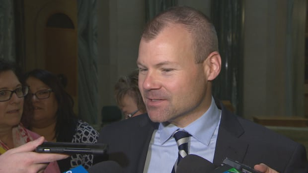 """Environment Minister Dustin Duncan says a new """"made in Saskatchewan climate plan"""" will be made public in a couple of weeks."""