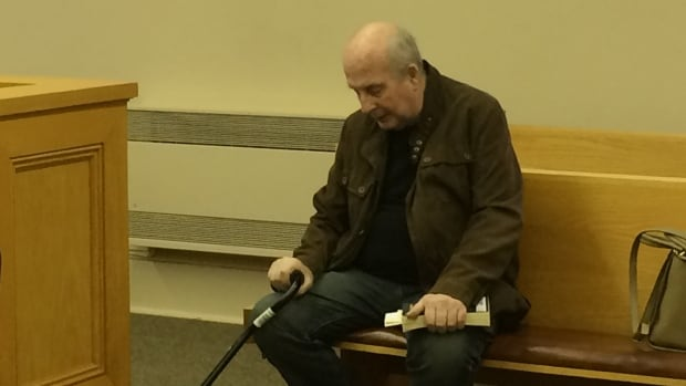 James Drummond appeared in Supreme Court in St. John's on Nov. 20 for his sentencing hearing, after pleading guilty to two counts of forgery last spring.