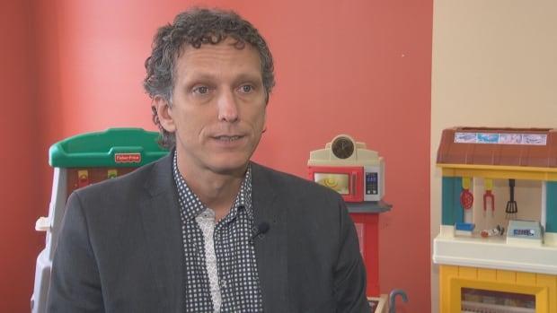 Michael Hone, Crossroads Children's Centre