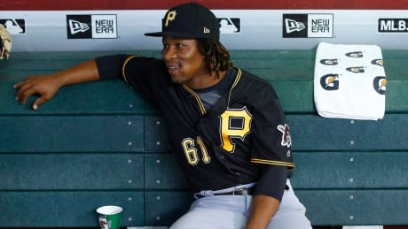 Blue Jays acquire 2nd baseman Gift Ngoepe from Pirates thumbnail