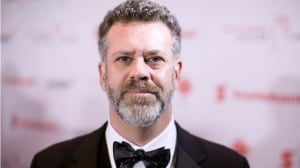 Michael Redhill on winning the 2017 Giller Prize