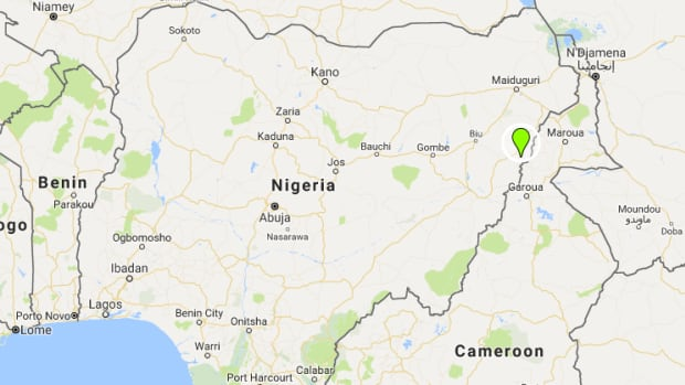 Afbeeldingsresultaat voor suicide bomber Nigeria, killing at least 50 people