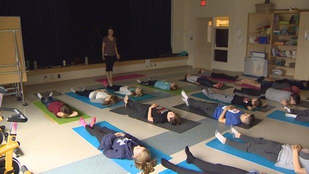 Stratford school yoga 3