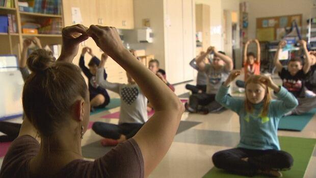 Stratford school yoga 5