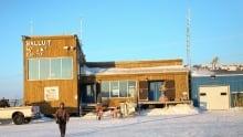Salluit airport