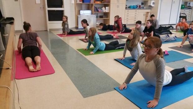 Stratford yoga cobra
