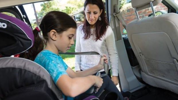 The IIHS gives its top safety rating to 118 different booster seats.