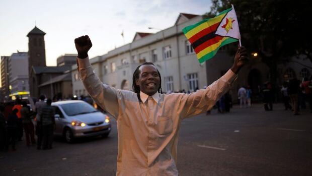 ZIMBABWE CRISIS MUGABE RESIGNS