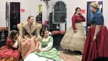 Little Women dragonfly productions