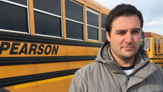 Ryan Pearson from CG Pearson Bus Lines Ltd. said his company will install mechanical systems on all of its buses to ensure drivers check for children before leaving for the day.