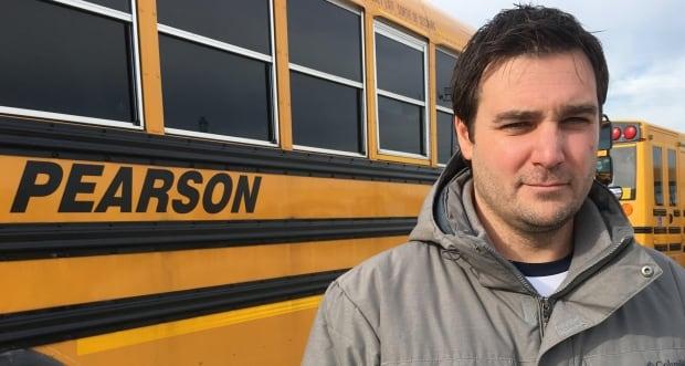 Ryan Pearson, girl left on bus, Windsor