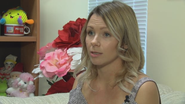 Ashley Casselman's five-year-old son is having difficulty coping in his kindergarten class. He's easily frustrated and often lashes out. Casselman says she's worried about the mental stress her son is facing.